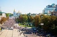 День крещения Киевской Руси: какие улицы перекроют в центре Киева