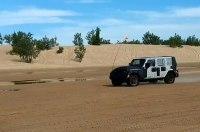 Jeep Wrangler нового поколения испытали на бездорожье