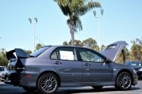 Mitsubishi Lancer Evolution IX без пробега продали за 138 тысяч долларов