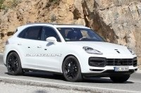 Новый Porsche Cayenne практически готов к дебюту