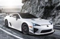 В США нашли дюжину непроданных суперкаров Lexus
