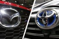 Toyota и Mazda построят завод по выпуску электромобилей