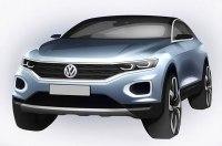 Volkswagen показал дизайн своего самого маленького кроссовера