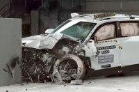 Volkswagen Atlas не смог получить наивысший бал в краш-тесте IIHS