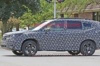 Subaru вывела на тесты Forester пятого поколения