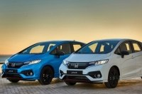 «Посвежевший японец»: Honda показала обновлённый компактвэн Jazz