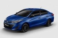 Toyota выпустила «дешевый» седан размером с Solaris