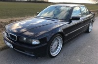 На продажу выставлен редчайший BMW из 90-х