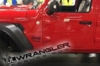Новый Jeep Wrangler 2018 засняли без камуфляжа