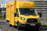 Ford и DHL разработали электрический почтовый фургон