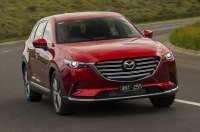 Mazda улучшила семиместный кроссовер CX-9