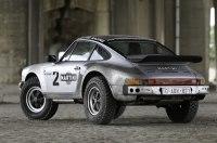 Немецкий проктолог продаст по-настоящему суровый Porsche 911