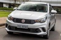 Новый седан FIAT вновь замечен на тестах