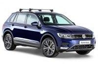 Volkswagen Tiguan обзавёлся спецверсией Adventure