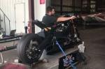 MTT 402RR: испытания мотоцикла с турбинным мотором