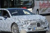 2018 Mercedes A-Class в производственной версии попался фотошпионам