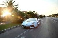 Преступники украли Lamborghini, который сломался и загорелся в тот же день