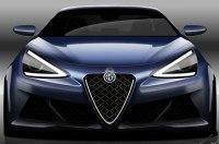 Новая модель Alfa Romeo Giulietta с таким дизайном могла бы затмить конкурентов