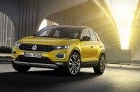 Новый внедорожник 2018 VW T-Roc представили на специальном мероприятии