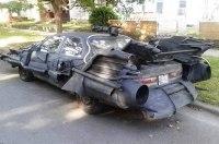 В США нашли «бэтмобиль» на базе Camry, которому можно ездить по обычным дорогам