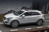 Паркетник Cadillac XT5 стал гибридом для Китая