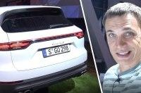 Cayenne 2018 - мини-обзор InfoCar.ua