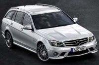 Mercedes-Benz C63 AMG Estate. «Заряженный» супербагажник