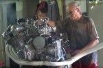 Honda vs Benelli: шестицилиндровые моторы (видео)