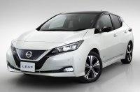 Nissan представил Leaf нового поколения