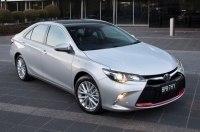 Toyota Camry получил «прощальную» версию Commemorative Edition