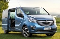 Opel превратил минивэн Vivaro в «мотель на колесах»