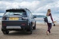 Jaguar Land Rover выпустил серфборды из автомобильного пластика