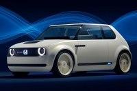Honda показала своей первый электрокар для Европы