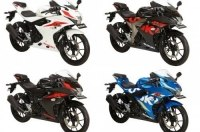Suzuki вывела на рынок три мотоцикла по цене в $2000