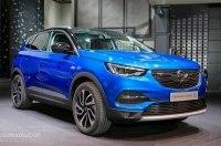 Opel презентовал самый большой кроссовер Grandland X