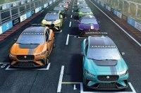 Jaguar запустил гоночный монокубок для электрических кроссоверов