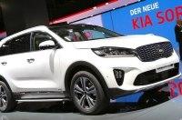 Обновленный Kia Sorento оснастили 8-ступенчатым «автоматом»