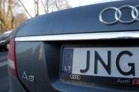 После неудачной акции протеста, авто на еврономерах начали сдавать на разборки