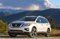 Nissan усовершенствовал кроссовер Pathfinder