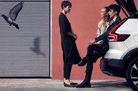 Volvo показала кусочек нового кроссовера XC40