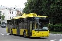 В Киеве могут появиться троллейбусы на батарейках