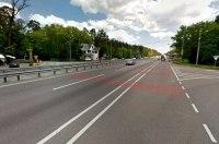 Из-за постоянных пробок на трассе Житомир-Киев, въезд в столицу предложили сделать платным