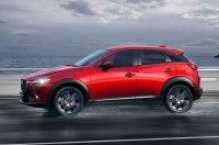 Продажи Mazda CX-3 стартуют в Украине