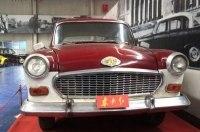«Красный восток» BJ760: Китайцы клонировали ГАЗ-21 «Волга»