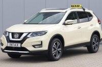 Кроссовер Nissan X-Trail превратили в такси