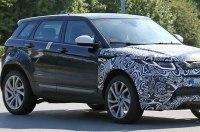 Land Rover разработает трехцилиндровый мотор для гибридного Evoque