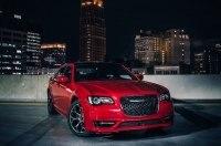 Chrysler готовится к премьере экстремального седана 300 Hellcat
