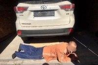"""В Киевской области задержали экс-сотрудников """"Кобры"""", которые похищали автомобили премиум-класса"""