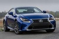 Компания Lexus обновила спортивное купе RC