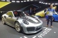 Porsche показал во Франкфурте самые мощные версии своих моделей. Репортаж InfoCar.ua